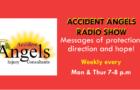 BMSR Accident Angels Radio Banner art